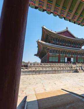 Beste Reisezeit Seoul