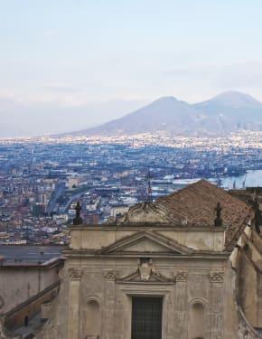 Cuándo ir Nápoles y Pompeya
