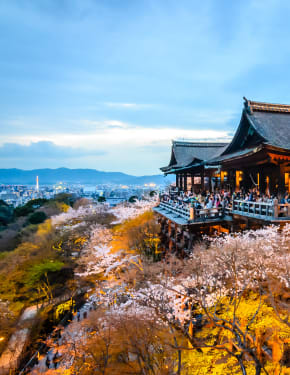 Best time to visit Kyoto