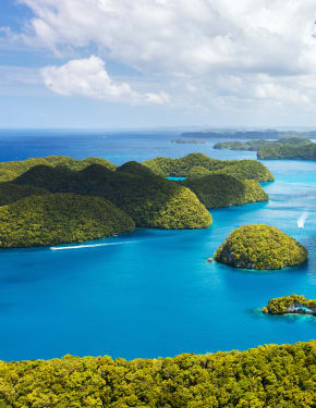 Best time to visit Palau