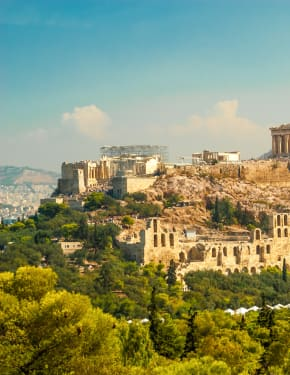 Beste Reisezeit Athen