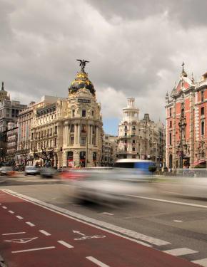 Beste Reisezeit Madrid