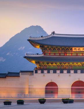 Beste Reisezeit Südkorea