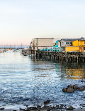Best time to visit Monterey, CA