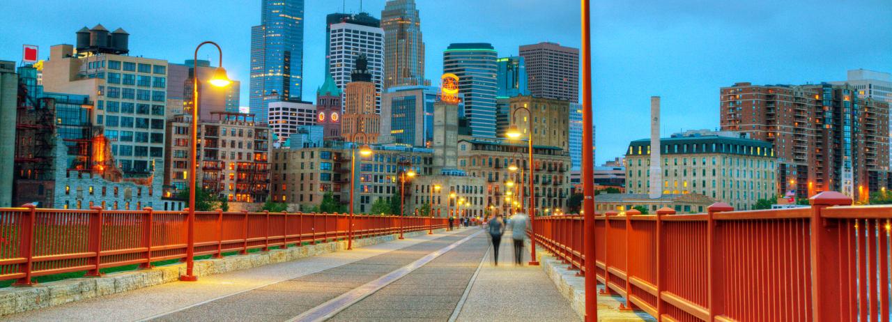 Minneapolis–St. Paul, MN