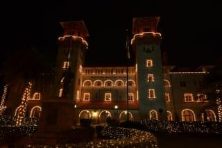 St Augustine Nights of Lights