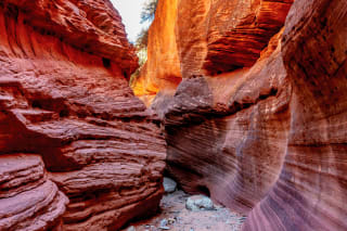 Red Canyon (Peek-a-Boo Canyon)