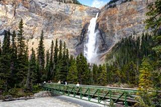 Takakkaw Falls & Twin Falls