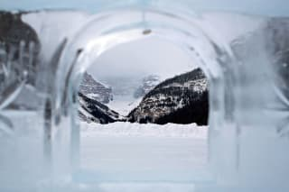 Lake Louise Ice Magic Festival