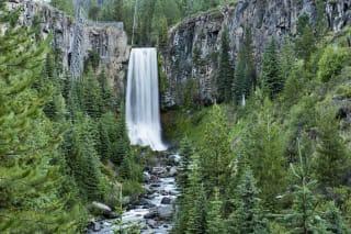 Tumalo Falls Hike