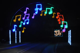 Wayne County Lightfest
