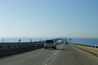 Lake Pontchartrain Causeway Bridge