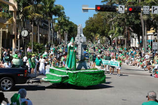 Naples St. Patrick's Day Parade