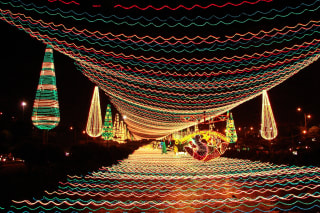 Christmas Lights (Alumbrados) in Medellín