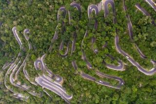 Kolli Hills Road