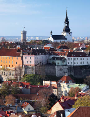 Best time to visit Tallinn