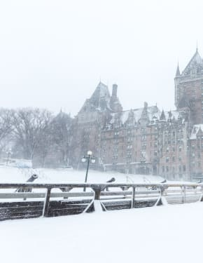 Best time to visit Quebec
