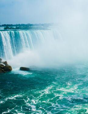 Best time to visit Niagara Falls