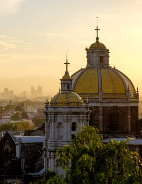 Best time to visit Mexico City