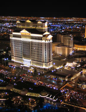 Best time to visit Las Vegas