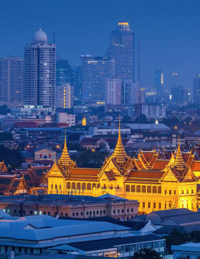 Best time to visit Bangkok