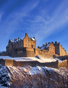 Best time to visit Edinburgh