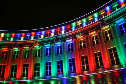 Christmas Lights in Denver - Best Time