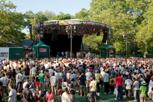 Summer Music Events in New York - Best Season