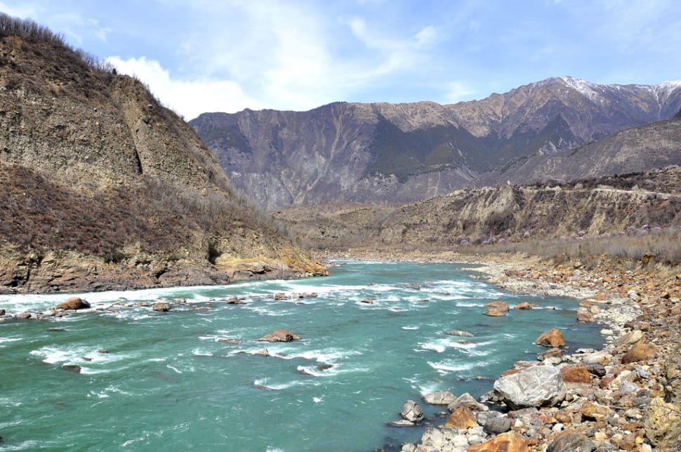 Yarlung Tsangpo Canyon in Tibet - Best Time