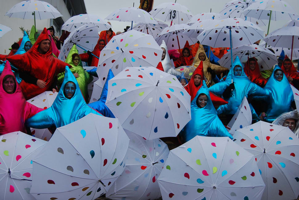 Carnaval de Torres Vedras in Portugal - Best Season