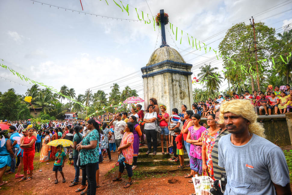 Sao Joao Festival in Goa - Best Season