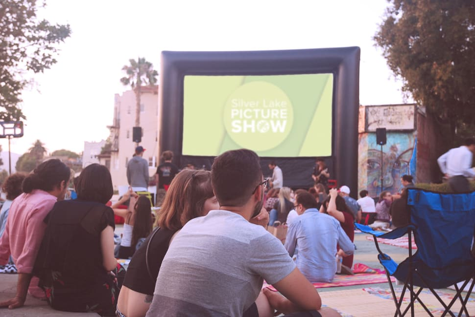 Outdoor Movies in Los Angeles - Best Season