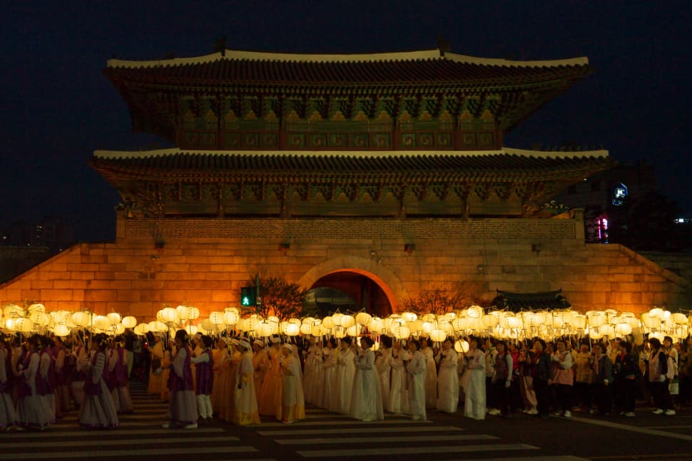 Lotus Lantern Festival (Yeon Deung Hoe) in Seoul - Best Season