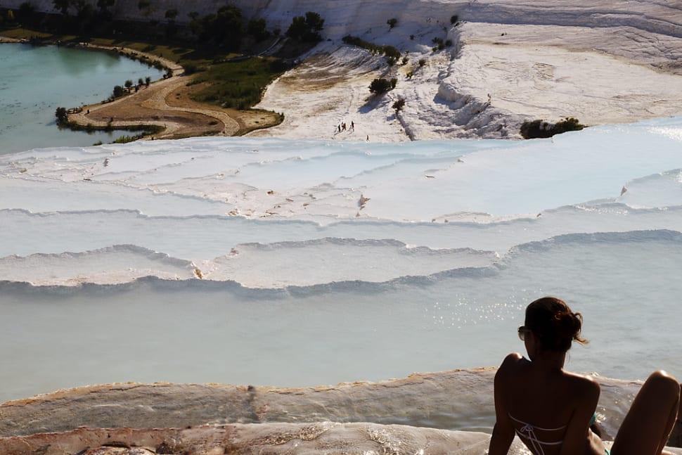 Pamukkale (Hierapolis) Thermal Pools in Turkey - Best Season