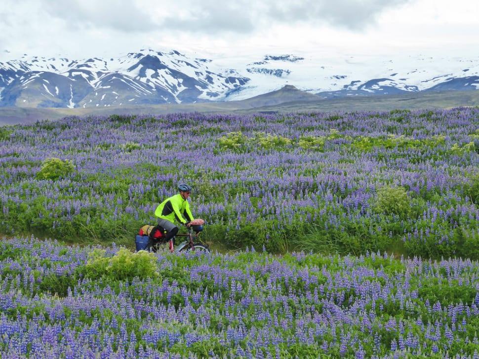 Cycling in Iceland - Best Season