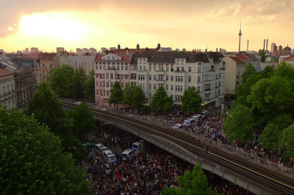 May Day in Berlin - Best Season