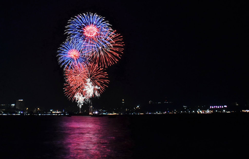 Pattaya International Fireworks Festival in Thailand - Best Time