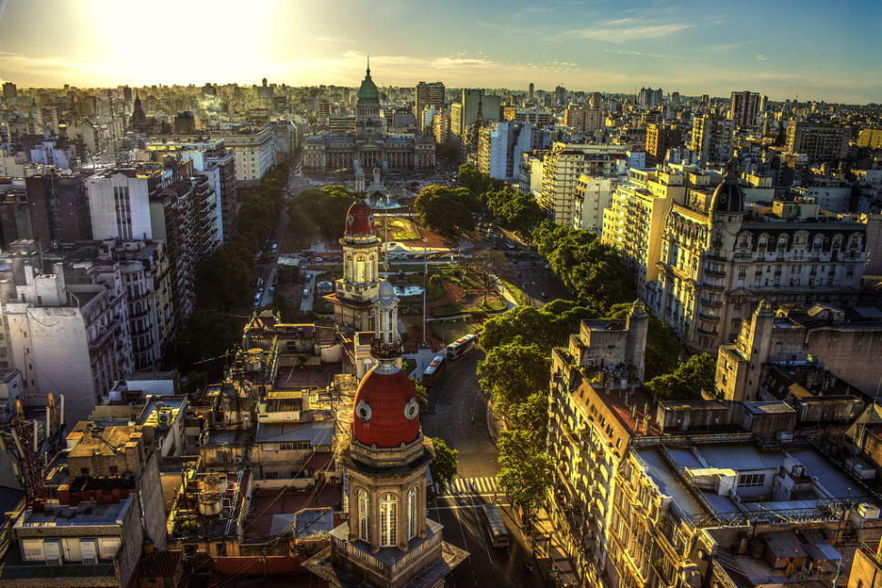 Summer in Buenos Aires - Best Time