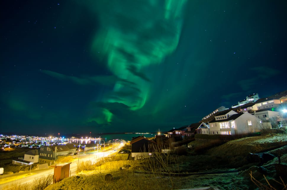 Northern Lights in Faroe Islands - Best Time
