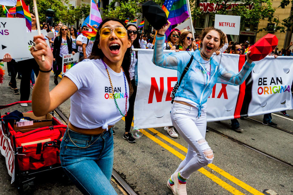 Best time for San Francisco Pride in San Francisco