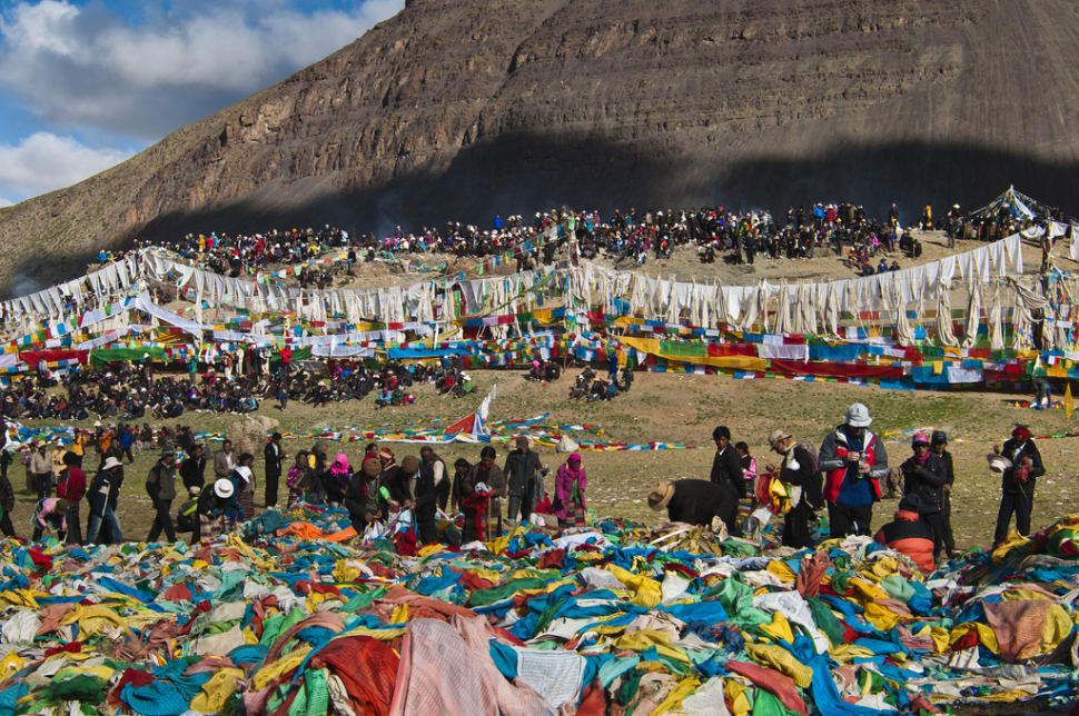 Saga Dawa Festival in Tibet - Best Time