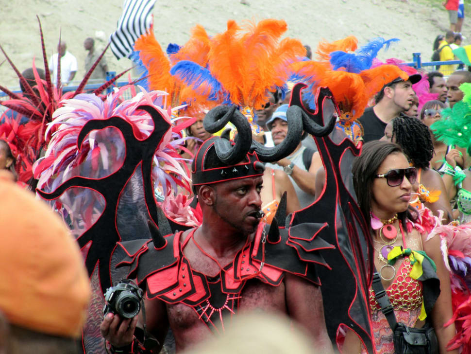 Best time to see Toronto Caribbean Carnival or Caribana