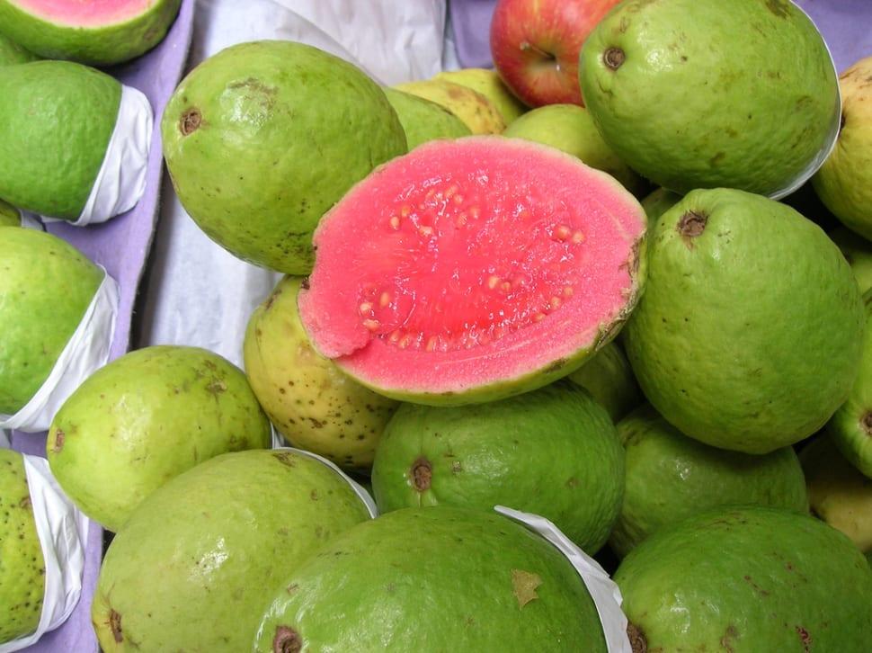Guava or Goiaba in Rio de Janeiro - Best Season