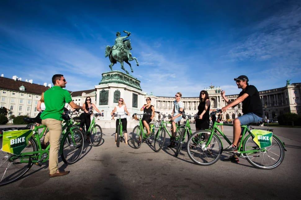 Vienna Bike Tours in Vienna - Best Time