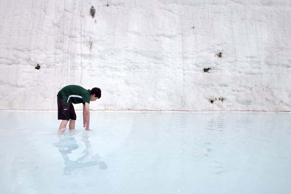 Best time for Pamukkale (Hierapolis) Thermal Pools in Turkey