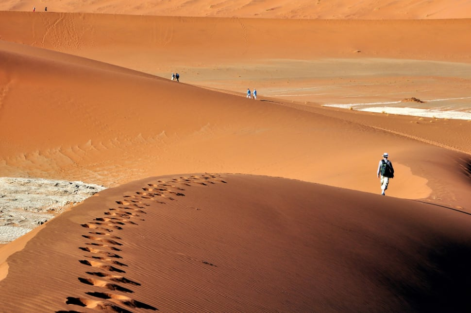 Best time to see Wind Cathedral in Namibia