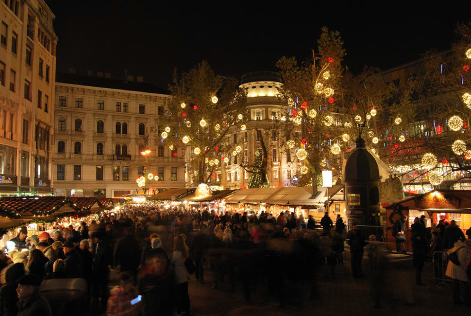 Christmas Markets in Hungary - Best Time