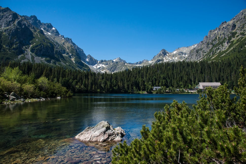 Best time for Hiking in the Tatra Mountains in Slovakia