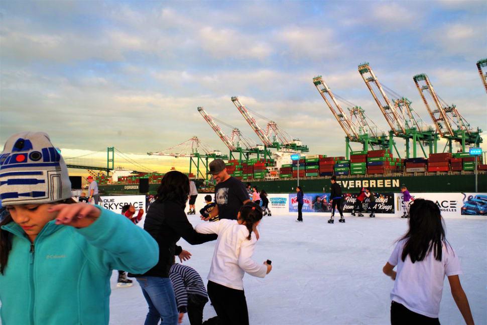 Ice Skating  in Los Angeles - Best Season