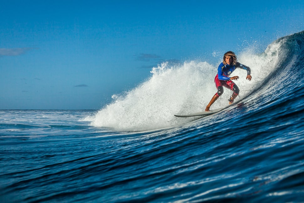 Surfing in Mauritius - Best Time